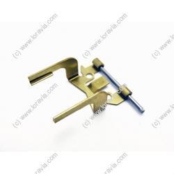 Float bracket + pin