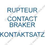 CONTACT BRAKER