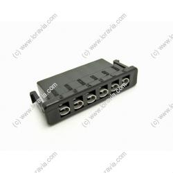 Regulador conector